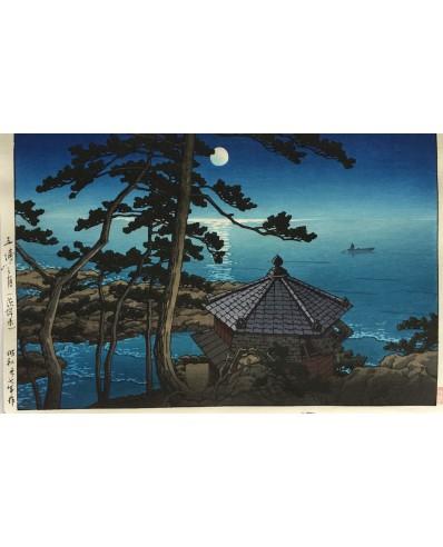 Pleine lune à Izura